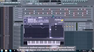 Как написать Dubstep в FL Studio 11