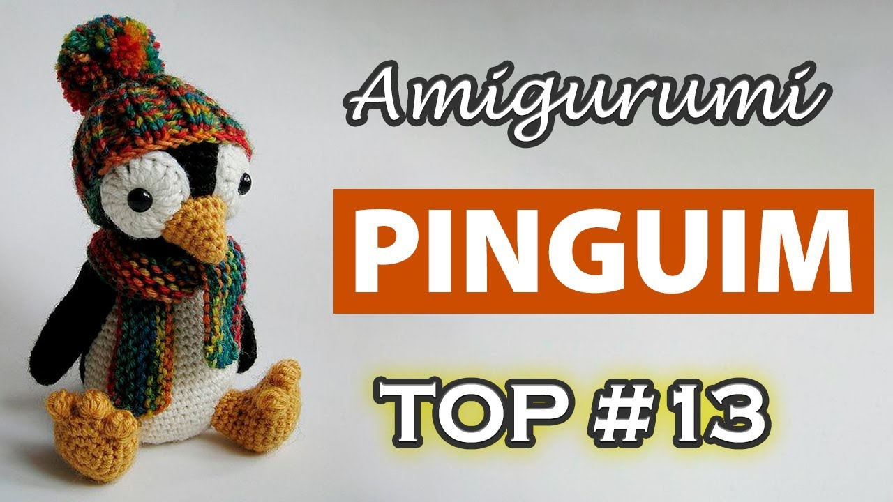 Pin de roseli kishino em Amigurumi em 2020   Pinguim, Amigurumi, Trico   720x1280