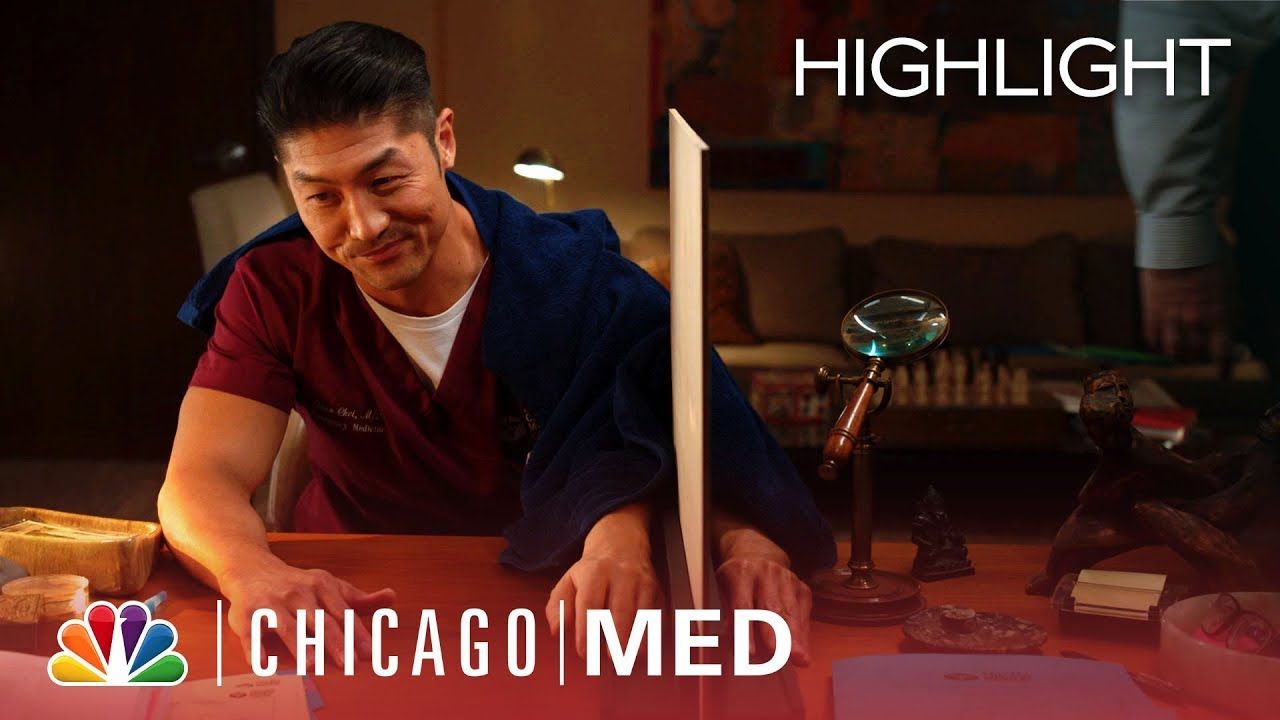 Charles' Phantom Itch Experiment - Chicago Med (Episode Highlight)