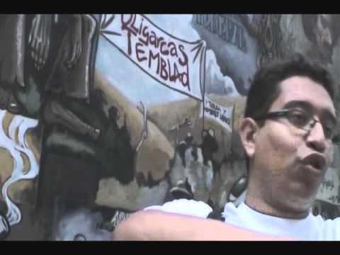 Venezuela una memoria viva- Venezuela- a living memory - Caracas Venezuela Mural 2009