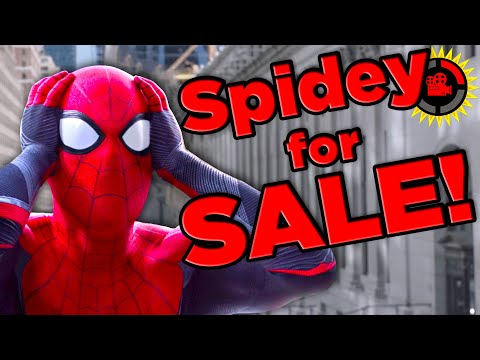 Film Theory: Should Disney Buy Spiderman for $10 Billion? (D