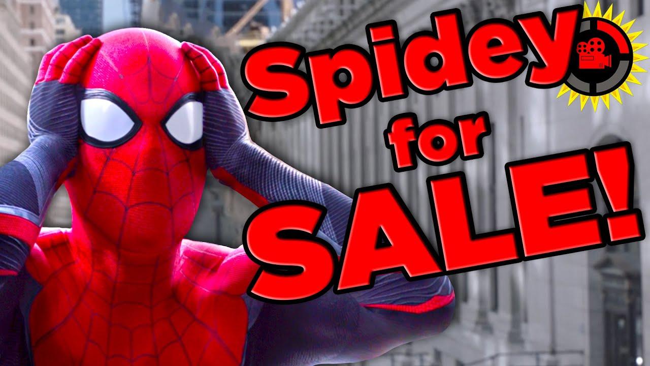Film Theory: Should Disney Buy Spiderman for $10 Billion? (Disney vs Sony)
