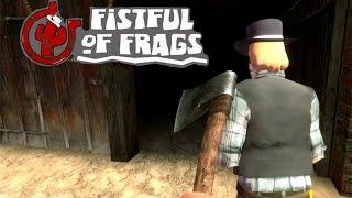 Когда у друга пригорает (Fistful of Frags)