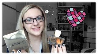 MinnieMollyReviews♡Intimately Yours By Victoria Beckham Perfume Review♡