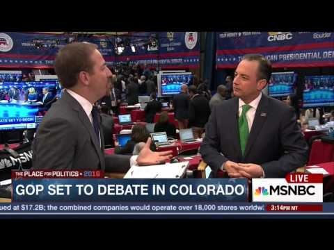 RNC Chairman Reince Priebus on MSNBC's 'MTP Daily'