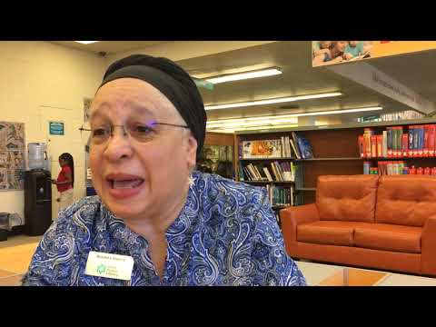 Flint children's librarian set to retire after 26 years of storytelling