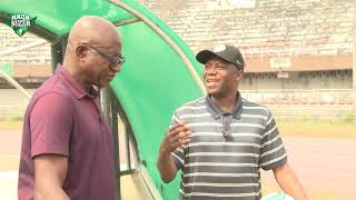 How Nigeria Won The AFCON In 1980 By Segun Odegbami With Mumini Alao