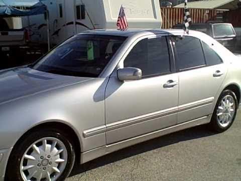 2001 mercedes benz e320 used cars hialeah gardens miami for Mercedes benz miami gardens
