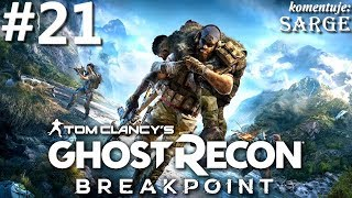 Zagrajmy w Ghost Recon: Breakpoint PL odc. 21 - Melodia rewolucji