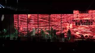 Nine Inch Nails - Satellite - Live @ Staples Center 11-8-13 in HD