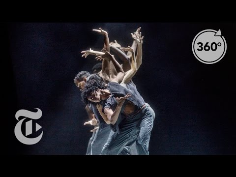 Up Close With Ailey Dancers in Rehearsal | The Daily 360 | The New York Times