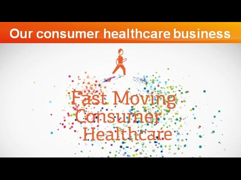 Our consumer healthcare business