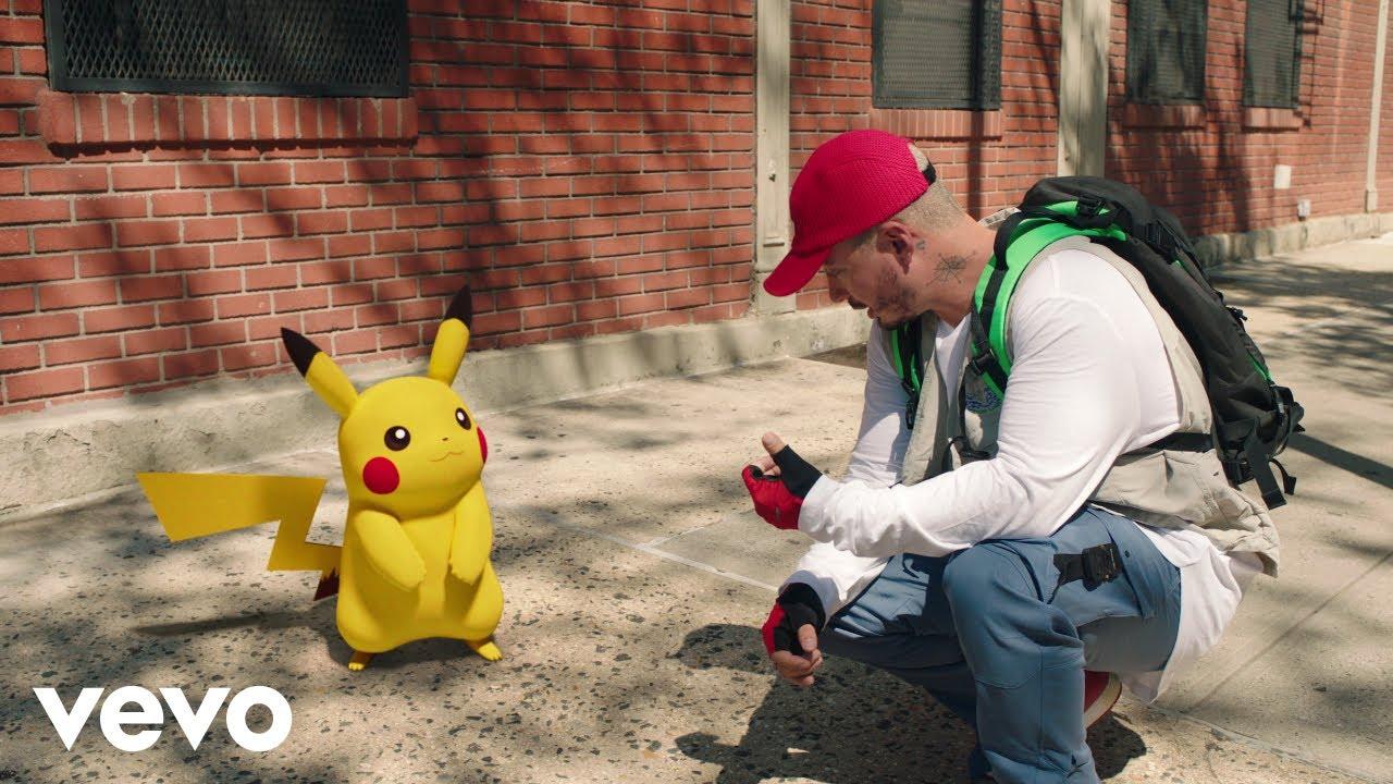 Download J. Balvin - Ten Cuidado (Pokémon 25 Version)