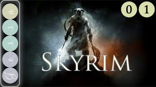 #⓪❶ Skyrim Roleplay/Modded Let's Play, Part 1b ~ In Which Mala Arrives in Windhelm