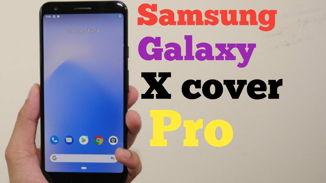 Samsung Galaxy Xcover Pro Unboxing & Initial Impression In Telugu