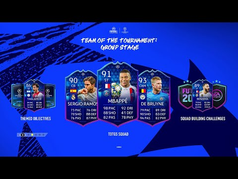 NEW TOTGS PROMO WITH MULTIPLE WALKOUTS PACKED FIFA 20 Ultimate Team