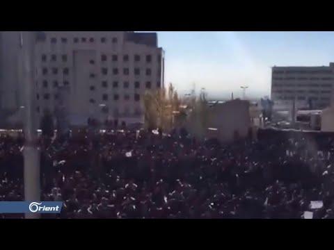 هيومن رايتس: إيران قتلت 30 متظاهراً خلال العام الماضي  - نشر قبل 2 ساعة
