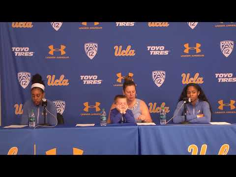 UCLA Women's Basketball Post Game Press Conference
