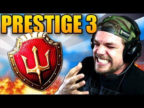 PRESTIGE 3 (Et Coup De Gueule) Sur Call of Duty: WW2 !!