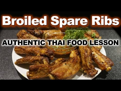 thai-style-pork-spare-rib-recipe-|-authentic-thailand-recipes-|-ซี่โครงหมูย่าง-see-korng-moo-yang