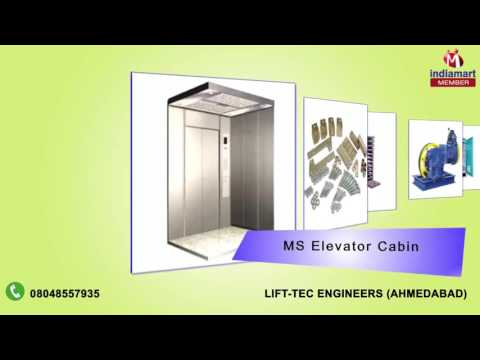 Traction Machine And Elevator Parts By Lift-tec Engineers