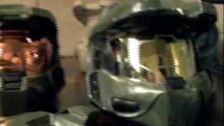 DoC's halo Helmets VS Halo 3 LE Helmet