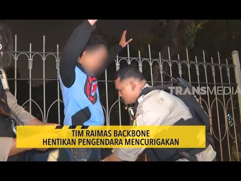 THE POLICE | Tim Raimas Backbone Amankan Motor Bodong Hasil Beli COD (24/12/19)