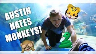 Gay Couple's Zoo Adventure!