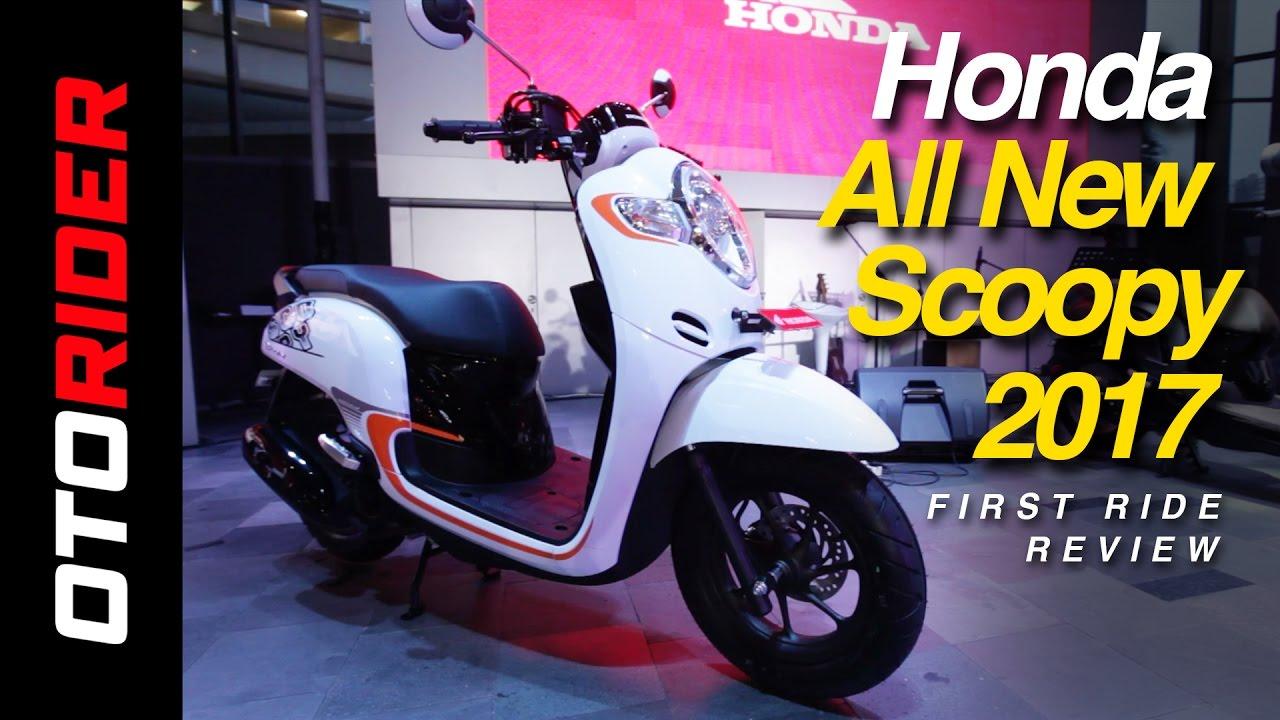 99 Gambar Motor Honda Scoopy Terbaru Gubuk Modifikasi