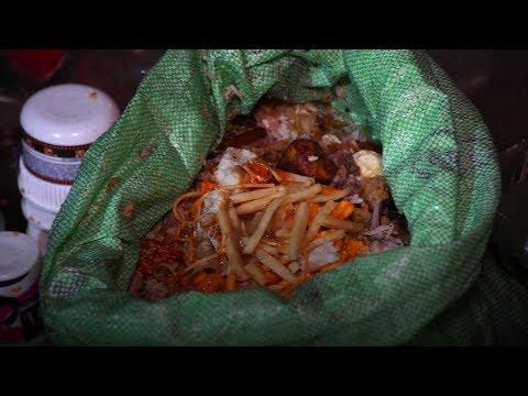 لحم من القمامة إلى موائد الطعام  - نشر قبل 3 ساعة