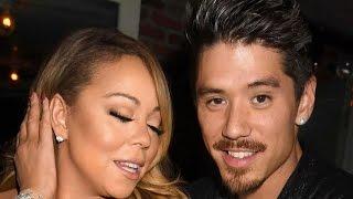 Mariah Carey Cuddles Up to New Beau Bryan Tanaka at NYC Screening of 'Mariah's World'