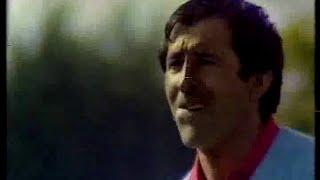 Seve Ballesteros. Volvo PGA.3rd round.1988.Wentworth.