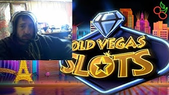 OLD VEGAS SLOTS Classic Casino Games | Free Mobile Game | Android / Ios Gameplay Youtube YT Video LH