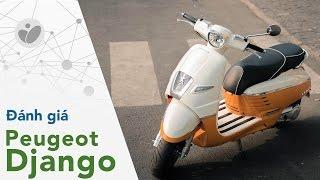 Xe.Tinhte.vn | Chi tiết về Peugeot Django 125, cổ điển, dành cho nữ, giá 68,5tr