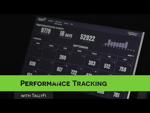 Performance Tracking with TallyFi