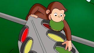 Jorge el Curioso en Español 🐵Jorge Descubre los Semáforos  🐵 Mono Jorge 🐵 Caricaturas para Niños