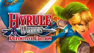 LINK IS LOOKING DEFINITIVE!!! YAAAASSSS!!! - Hyrule Warriors Definitive Edition