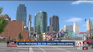 KC to make aggressive bid for Amazon HQ