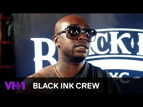 ", [VIDEO] All The Hail The King! ""Black Ink Crew's"" Ceaser Can't Be Stopped!"