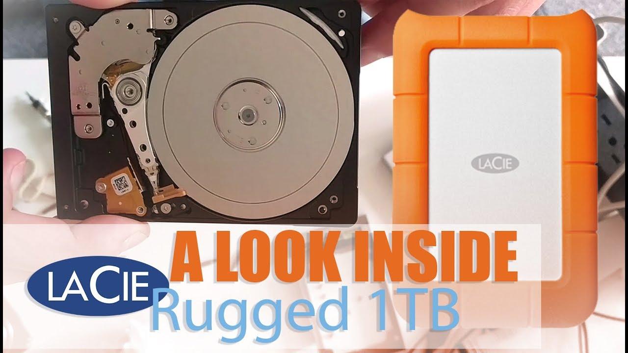 A Look Inside Lacie Rugged Mini 1tb Hard Drive