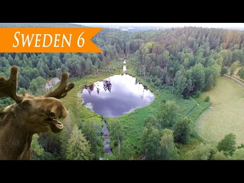 """Beautiful Nature Reserve """"Hunneberg"""" In Sweden - RCLifeOn"""