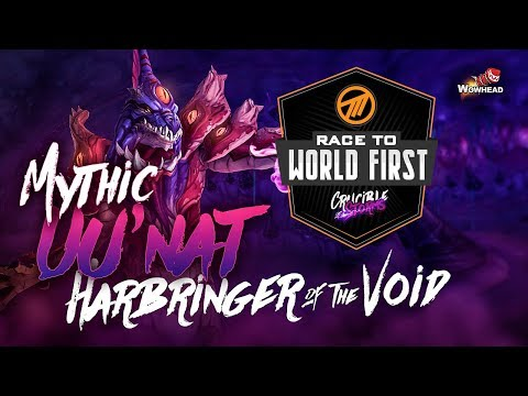 Method VS Uu'nat, Harbinger of the Void - Mythic Crucible of Storms