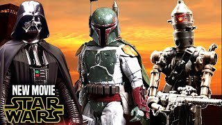 New Star Wars Movie! Exciting News & Details (Star Wars News)