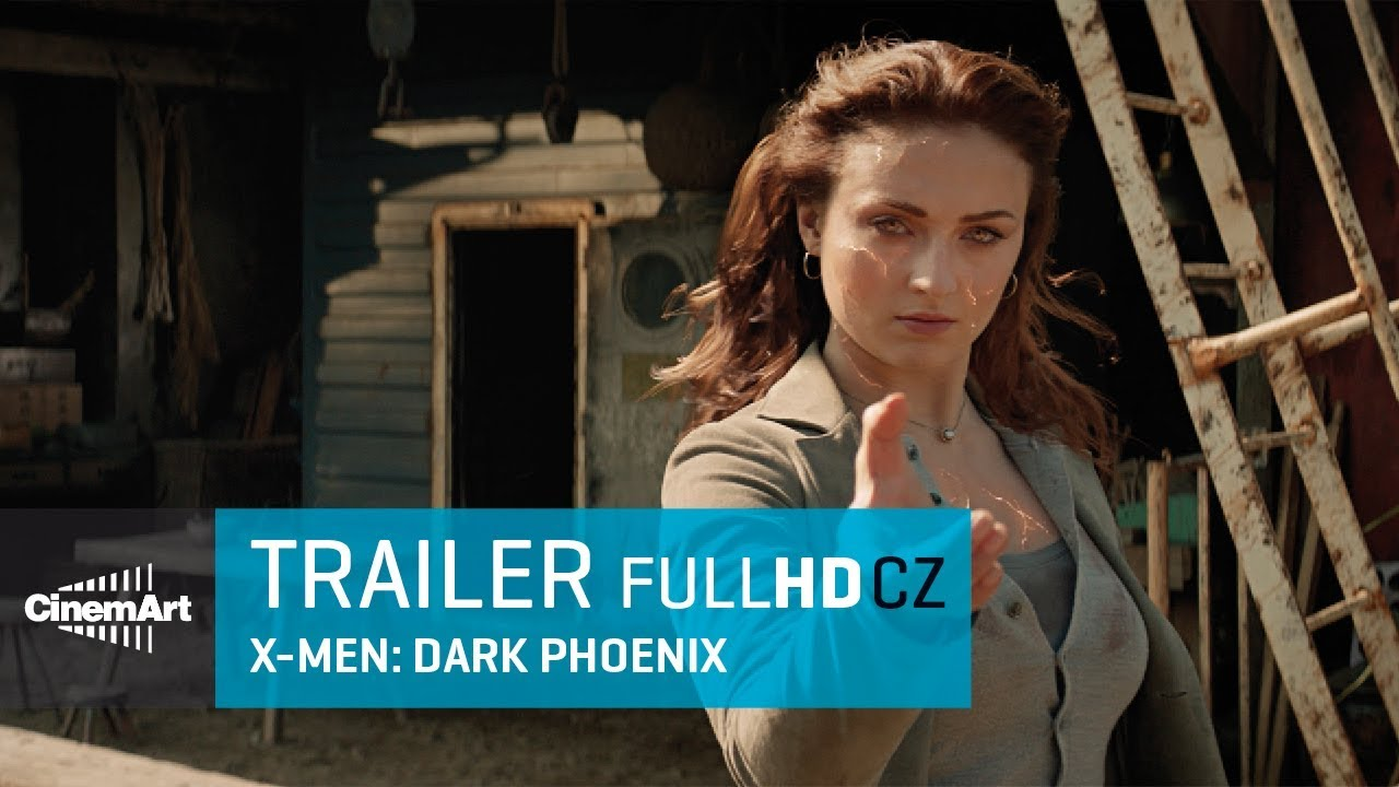 X-Men: Dark Phoenix (2019) oficiální HD trailer #2 [CZ DAB]