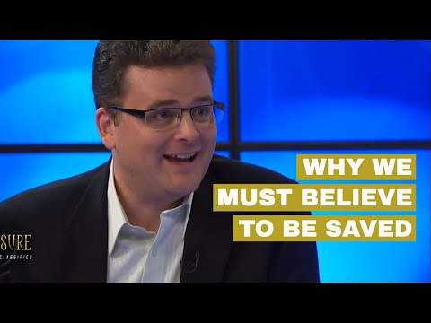 Why Do We Have to Believe in Jesus to be Saved?