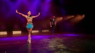 Bailar Latin/Salsa Showdance   Aaron Brown & Jasmine Takacs