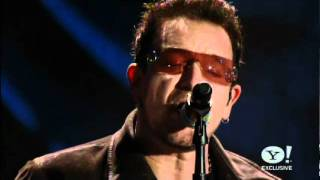 u2news i still haven t found what i m looking for bono edge a decade of difference concert