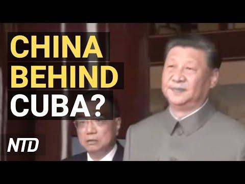 China May Be Behind Cuba's Internet Censorship; Judge Halts Biden's Race-Based Loan Program | NTD