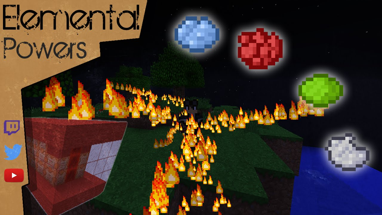one command elemental powers digibugsy youtube