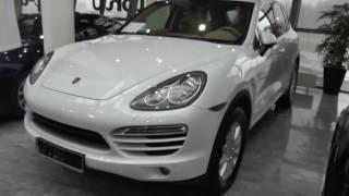 Выбираем б\у авто Porsche Cayenne II (958) (бюджет 2.500тр)
